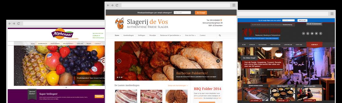 Websites Alphenaar De Vos Dikke Draai