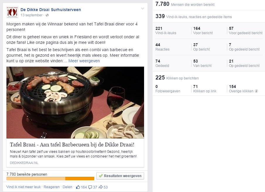 facebook actie 2