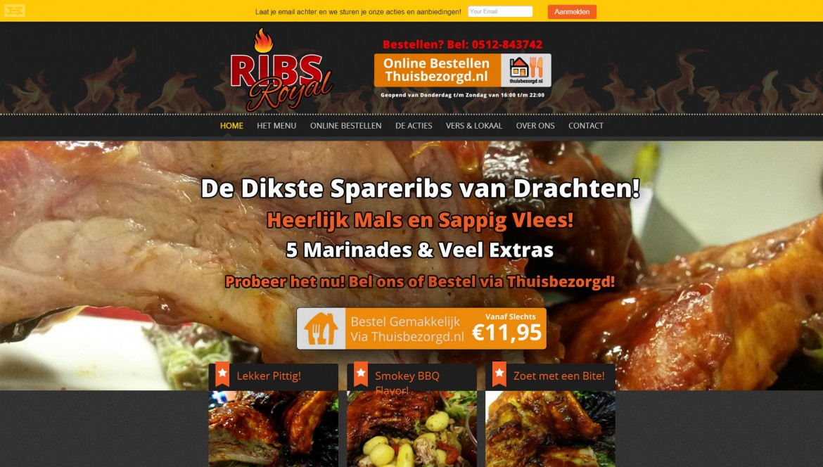 Website Ribs Royal